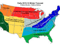 Photo Credit: Firsthand Weather - Early 2015-16 Winter Forecast.