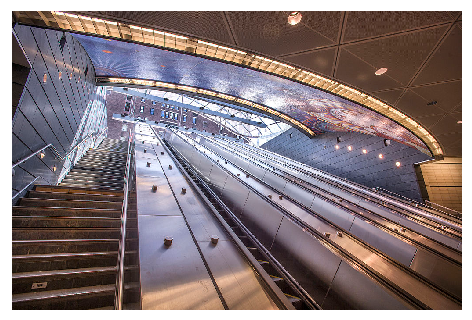 Photo Credit: Metropolitan Transportation Authority of the State of New York - 34 St-Hudson Yards Station.