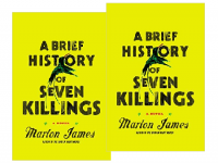 Jamaican Writer Marlon James Among Six Finalists For Booker Prize