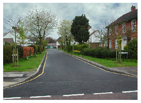 Photo Credit: Fgrammen -  A short and narrow cul-de-sac in Wellwyn Garden City, UK.