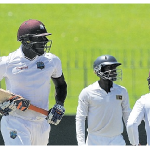 Brathwaite, Roach Shine But Hosts On Top