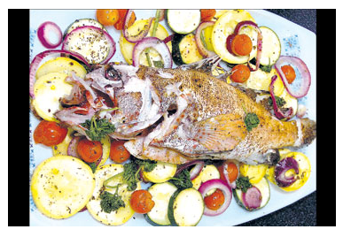 Photo Credit: Jamaican Observer - Jamaican Roast Fish.