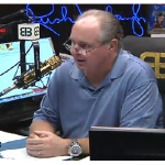 Rush Limbaugh Not Buying Into The Water On Mars Story