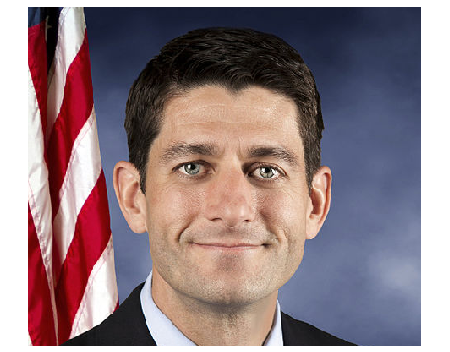 Photo Credit: United States Congress - Paul Ryan.