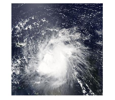 Photo Credit: National Aeronautics and Space Administration - Tropical Storm Erika.