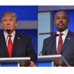 Two Republicans Front Runners Trump And Carson Cry For Less Debate Time
