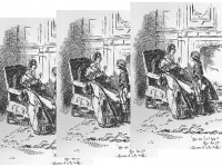 """Photo credit: http://www.gutenberg.org/files/1260/1260-h/images/ - """"How dare I, Mrs Reed? How dare I? Because it is the truth ,1847 (Second edition of Jane Eyre)."""