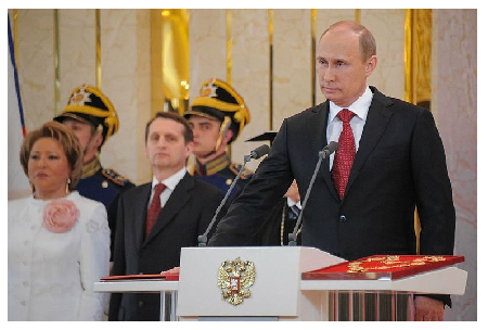 Photo Credit: Presidential Press and Information Office - Vladimir Putin.