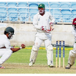 Jamaica: Miller Stings Windwards To Spare Scorpions' Blushes