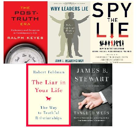 Books About Lies