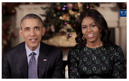 Christmas Greetings From The President