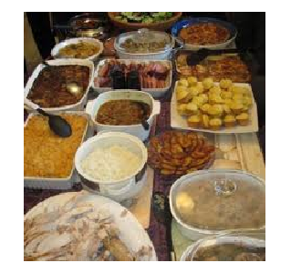 Jamaican Christmas Food.Nyaming And Drinking In Jamaica At Christmas Time The