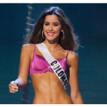 Miss Colombia Shows Class In Spite Of…