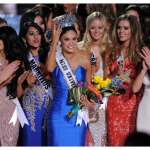 2015 Miss Universe Mistake Makes History