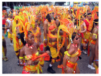 Photo Credit: Jean-Marc /Jo BeLo/Jhon-John - Carnival Masqueraders in Trinidad and Tobago.