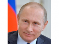 Photo Credit: Kremlin.ru/Wikipedia - Vladimir Putin.