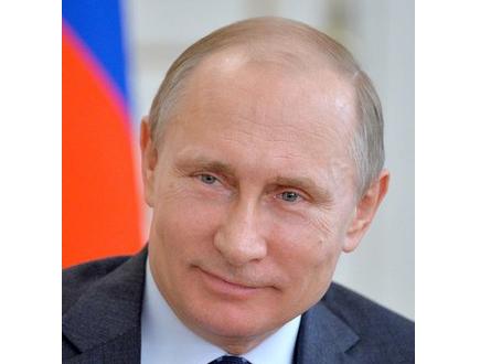 Photo Credit: Kremlin.ru/Wikipedia - Vladimir Putin.