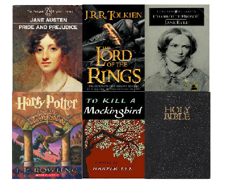 Top 10 Books On Any Best