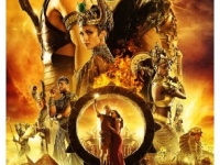 Photo credit: This is a poster for Gods of Egypt.