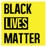 Black Lives Matter Group In An Anti-Trump Mood