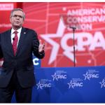 Jeb Bush Calls Trump's Media Engagement Phenomenal