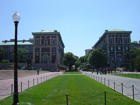 columbia university one