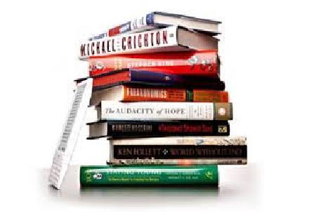 amazon book list'