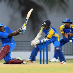 Jamaican Cricketer Rovman Powell On Rising Star Watch List