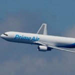 Look It's A Bird, No It's A Plane — It's Amazon 'Prime Air' Cargo Jet