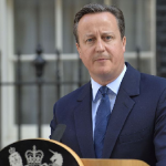 Britain's David Cameron Throws In The Towel