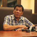 President Of The Philippines Rants Against The U.S. And Also Upsets Jews