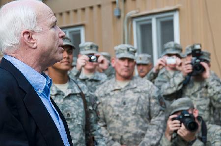 "Republican Senator John McCain — ""We Will Not Waterboard"""