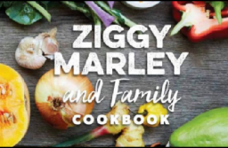 Ziggy Marley Spreads Music Brand To Cookbook