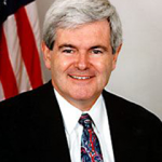 "Former House Speaker Gingrich  Unhappy Camper — Charges That FBI Director James Comey  ""Caved"""