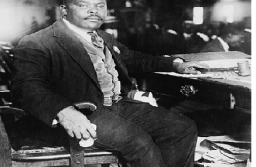 "Marcus Garvey — ""Declaration Of The Rights Of The Negro Peoples Of The World"""