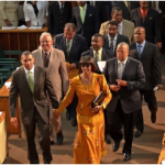 Jamaica's Opposition Leader Portia Simpson-Miller Set To Throw In The Towel As PNP President