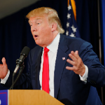 Trump's Bromance With Putin Raises Party Ire