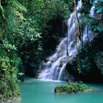 Jamaica's Romantic Somerset Falls