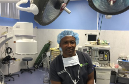 Adventist Hospital In Jamaica — Site Of A First-In-The-World Surgery