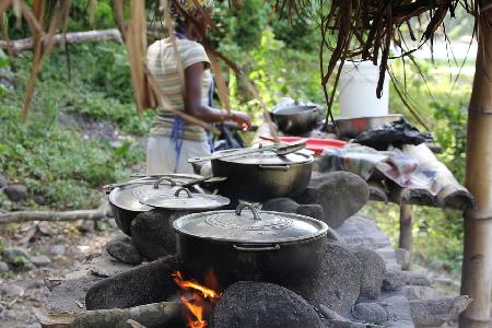 "Jamaica's New ""Eat A Food"" Culture"
