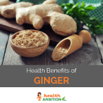 Health Benefits Of Ginger And A Homemade Spiced Ginger Tea Recipe
