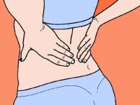 Back Pain Kills Limbo Dancing