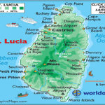 5 Places To Go In St. Lucia