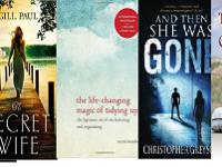 Books For Summer — Take 5!
