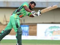 Guyanese batsman Asad Fudadin will join the Jamaica Scorpions (wincricnews.com file photo)