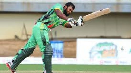 Guyanese batsman Asad Fudadin will join the Jamaica Scorpions (wincricnews.com file photo)