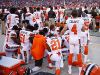 Protest — To Kneel Or Not To Kneel?