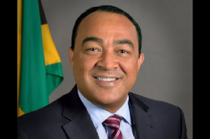 Health Minister Dr. Christopher Tufton