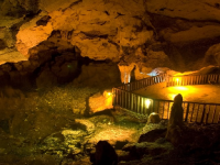 Jamaica's Green Grotto Caves Get International Lookin'And Tourists' Props
