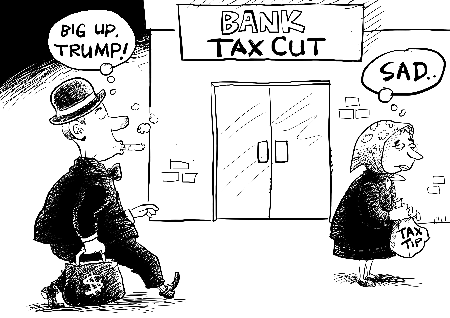 Republican Tax Cut Bill!